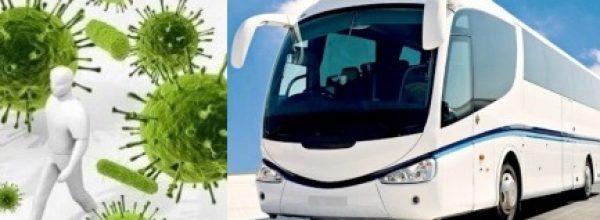 Μέσα Μαζικής Μεταφοράς: Με Εφαρμογή Κανόνων Υγιεινής ή Χωρίς;!!!